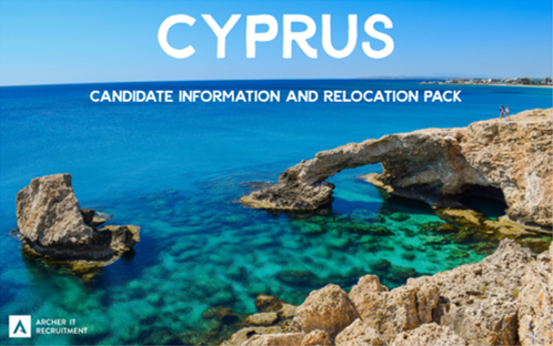 Archer IT Recruitment Candidate Information & Relocation Pack Cyprus