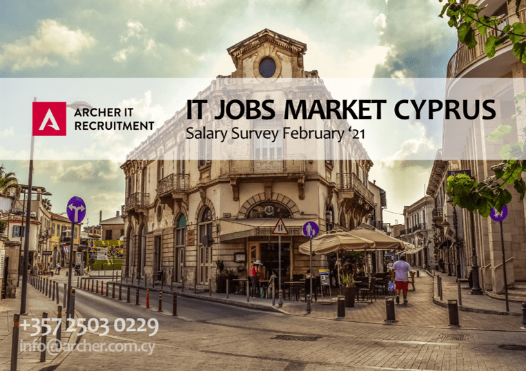 Archer IT Recruitment Cyprus Salary Survey 2021